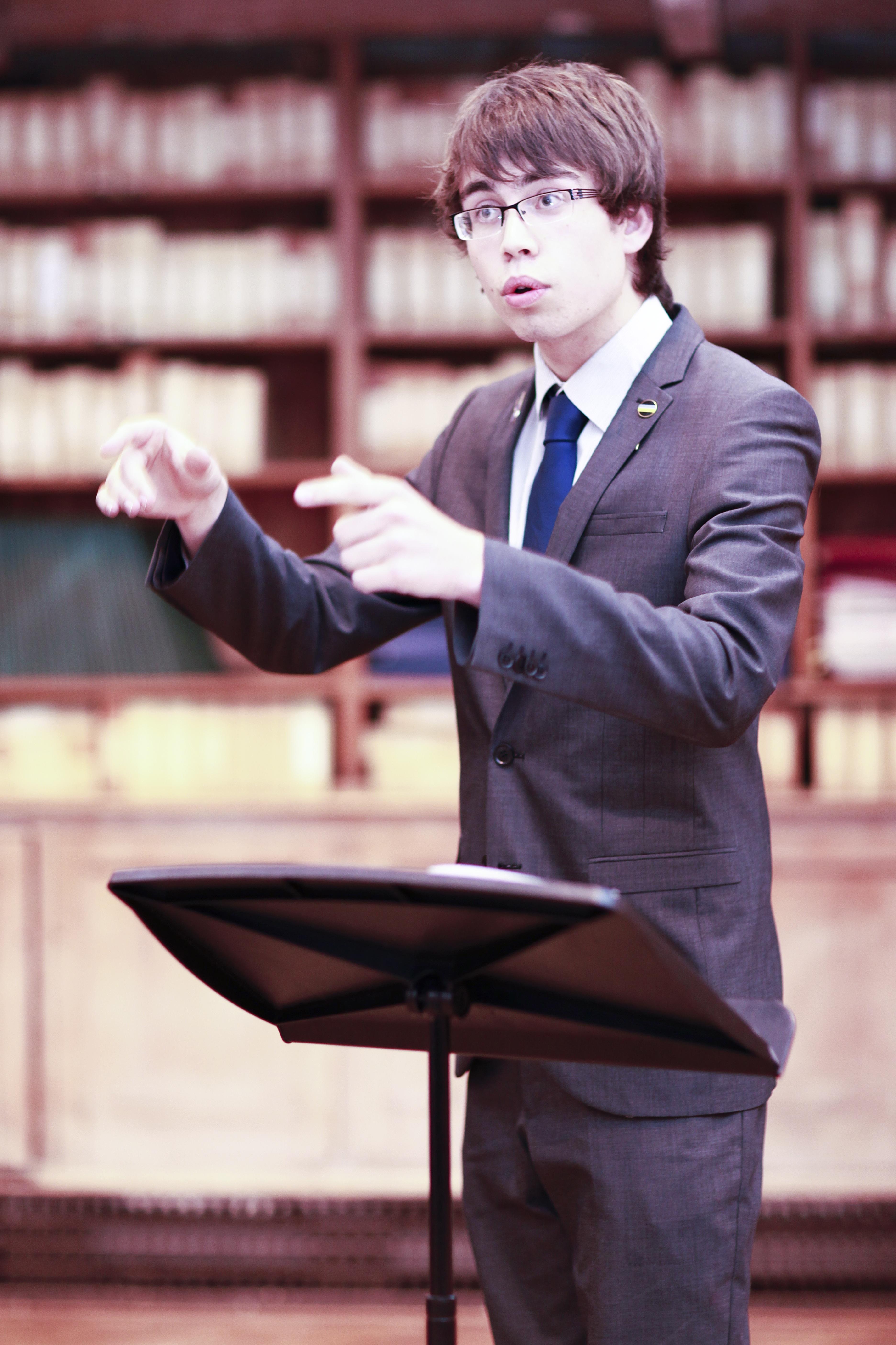 Owain Park Conducting