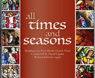 Owain's 'Confirmation Prayer' has been recorded on this CD